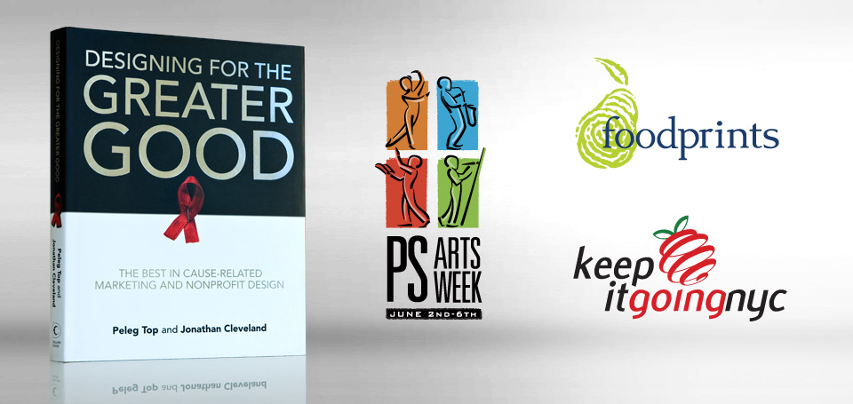 Designing for the Greater Good book recognizes the work of Gavula Design
