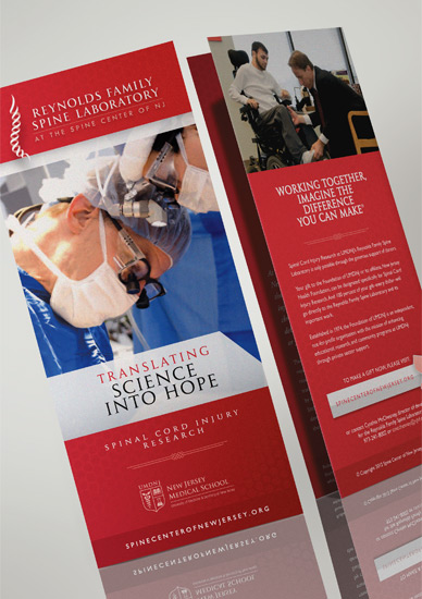 Spine Center of New Jersey Symposium Hope Brochure 1