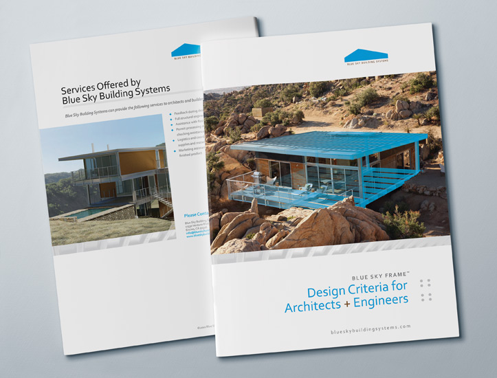 Blue Sky Design Criteria Cover