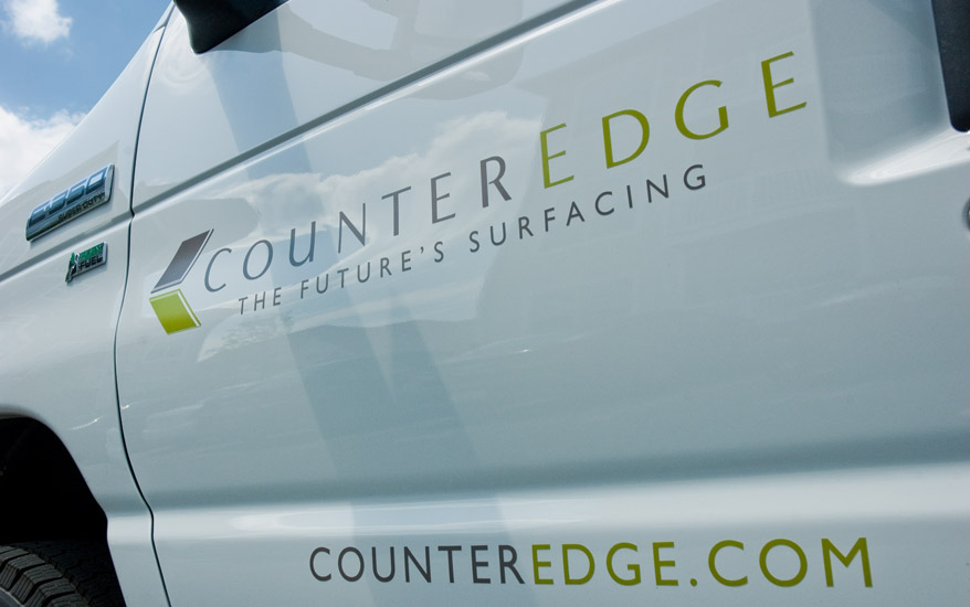 CounterEdge box truck door panel