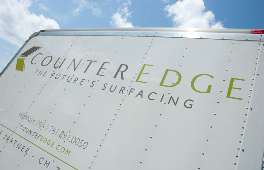 CounterEdge box truck side panel