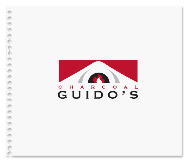 Charcoal Guido's Identity Concept