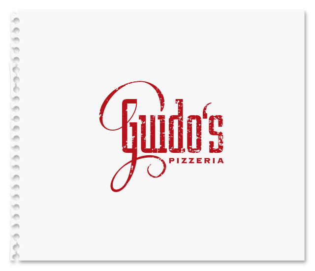 Charcoal Guido's Identity Concept 4
