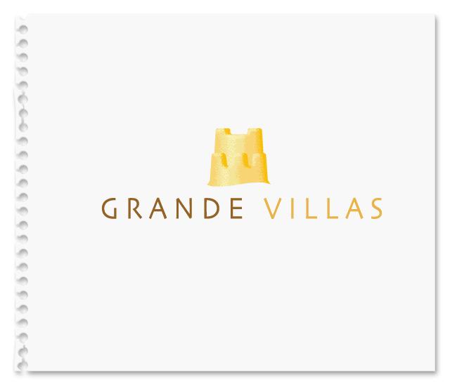 Grande Villas Identity Concept 1