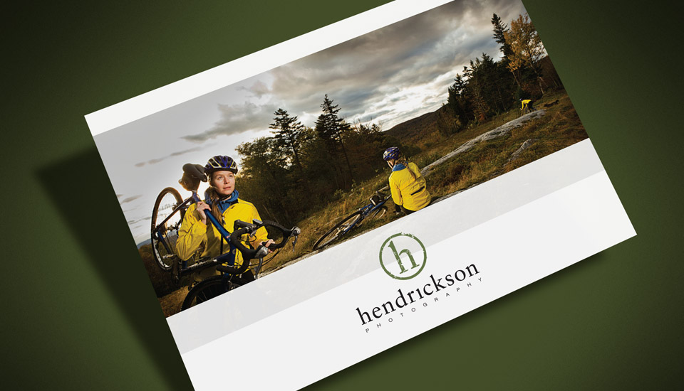 Hendrickson Photography Postcards  Gavula Design