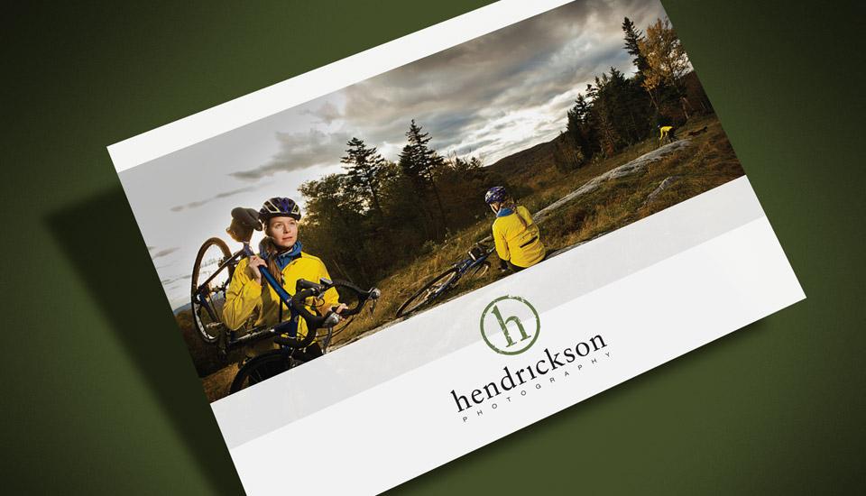 Hendrickson Photography Postcards | Gavula Design