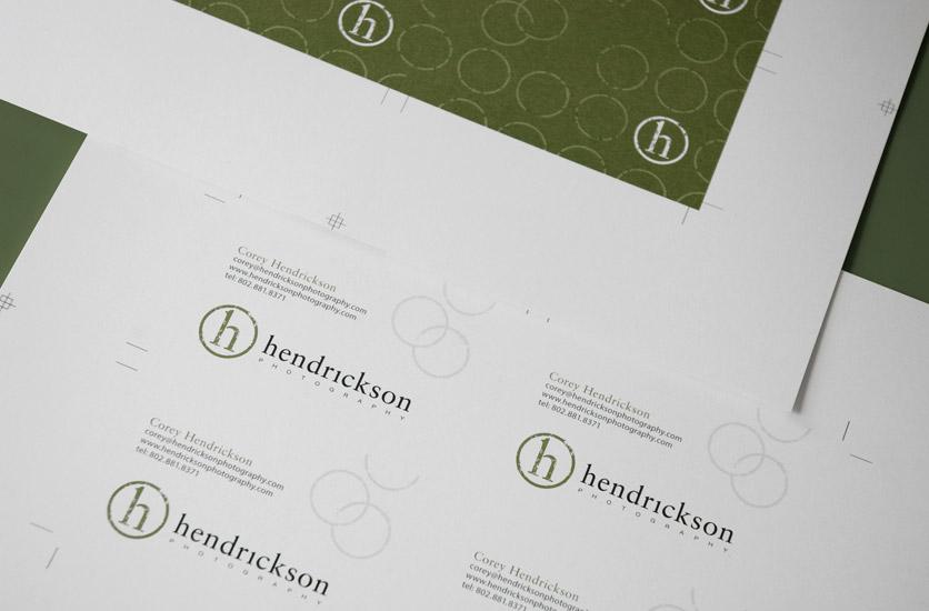Hendrickson photography business cards press sheet gavula design hendrickson photography business cards press sheet colourmoves