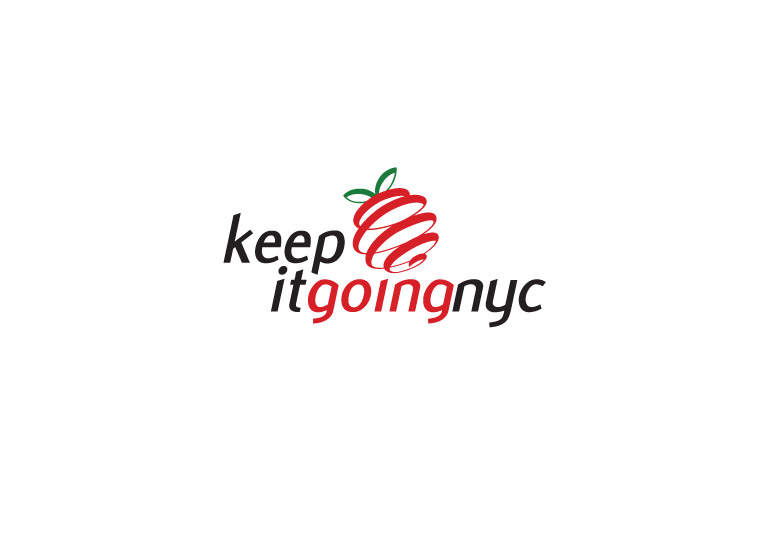Keep It Going NYC identity