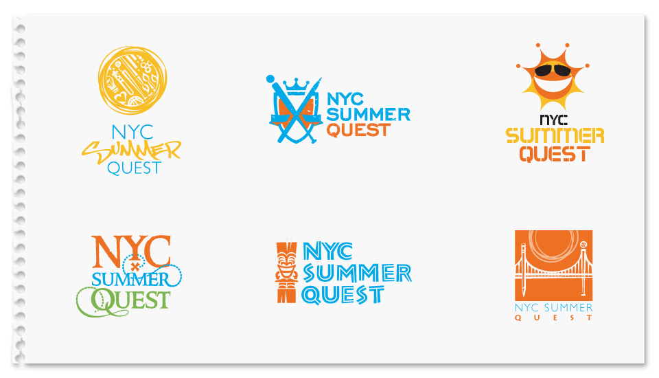NYC Summer Quest Identity Expolration