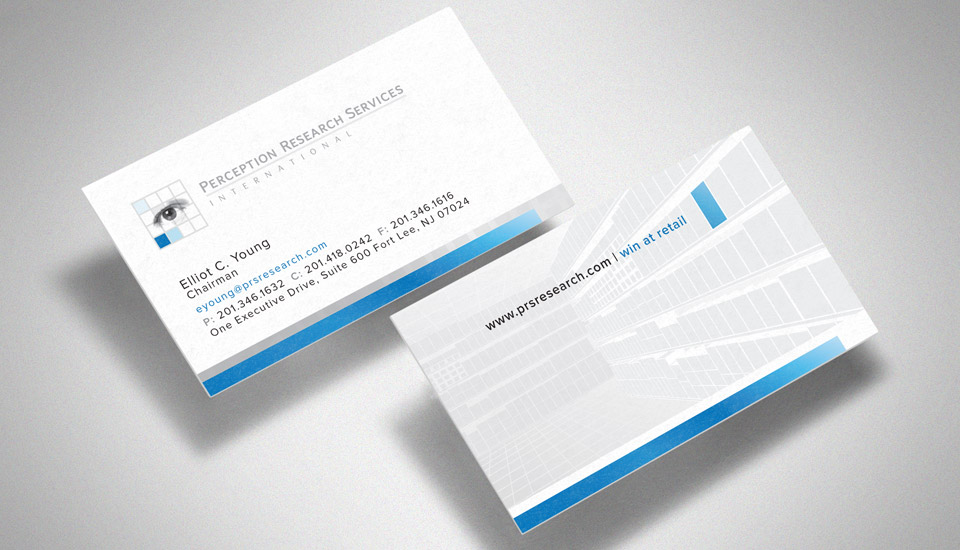 PRS Business Card