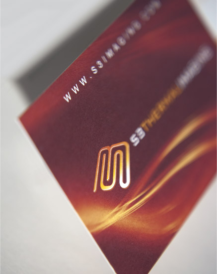 S3 Thermal Imaging Business Card