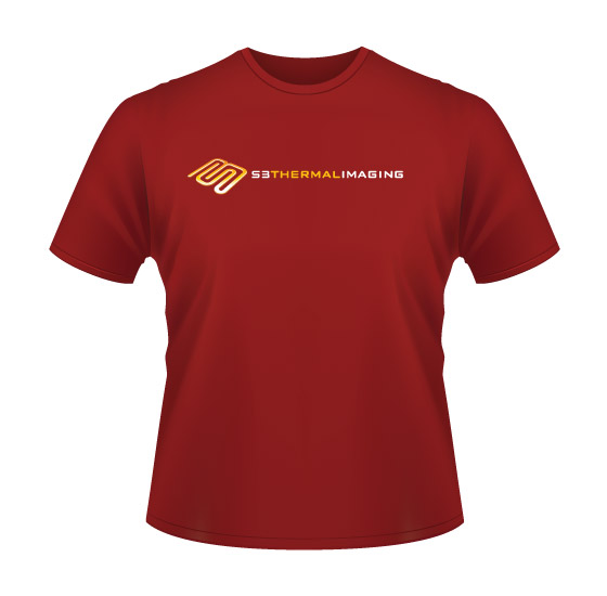 S3 Thermal Imaging T-Shirt