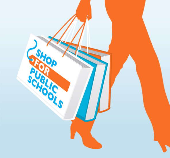Shop for Public Schools Branding