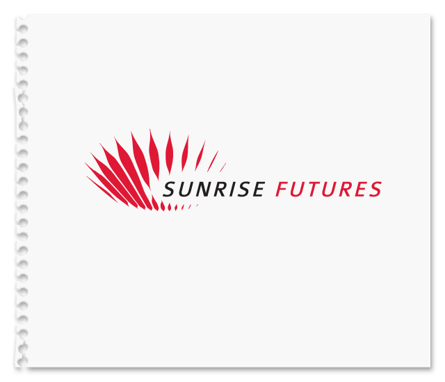 Sunrise Futures Logo Concept 1