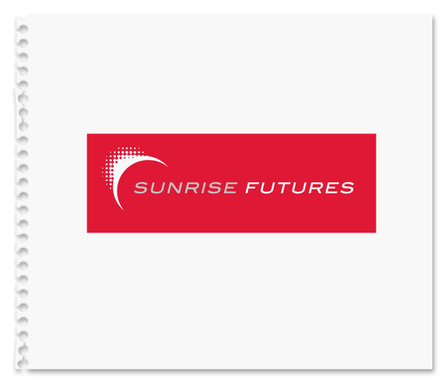 Sunrise Futures Logo Concept 2