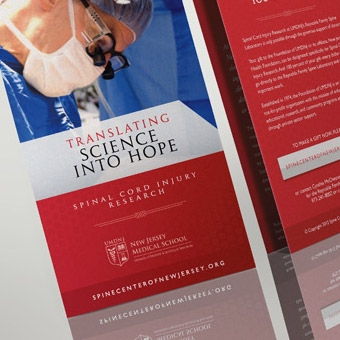 The Spine Center of New Jersey Hope Brochure