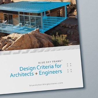 Blue Sky Building Systems Design Criteria Guide
