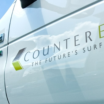 CounterEdge Vehicle Branding