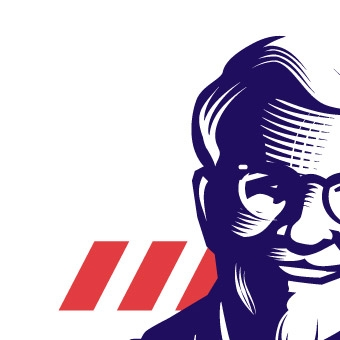 Kentucky Fried Chicken Identity