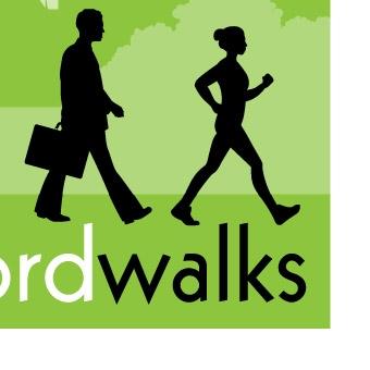 Stamford Walks brand identity
