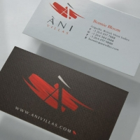 Ani Villas Stationery
