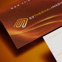 S3 Thermal Imaging Business Cards