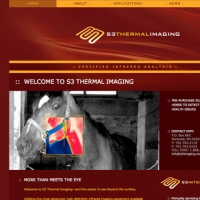 S3 Thermal Imaging Website