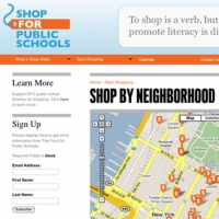 Shop for Public Schools Website